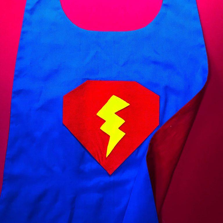 Superhero Workshop Cape