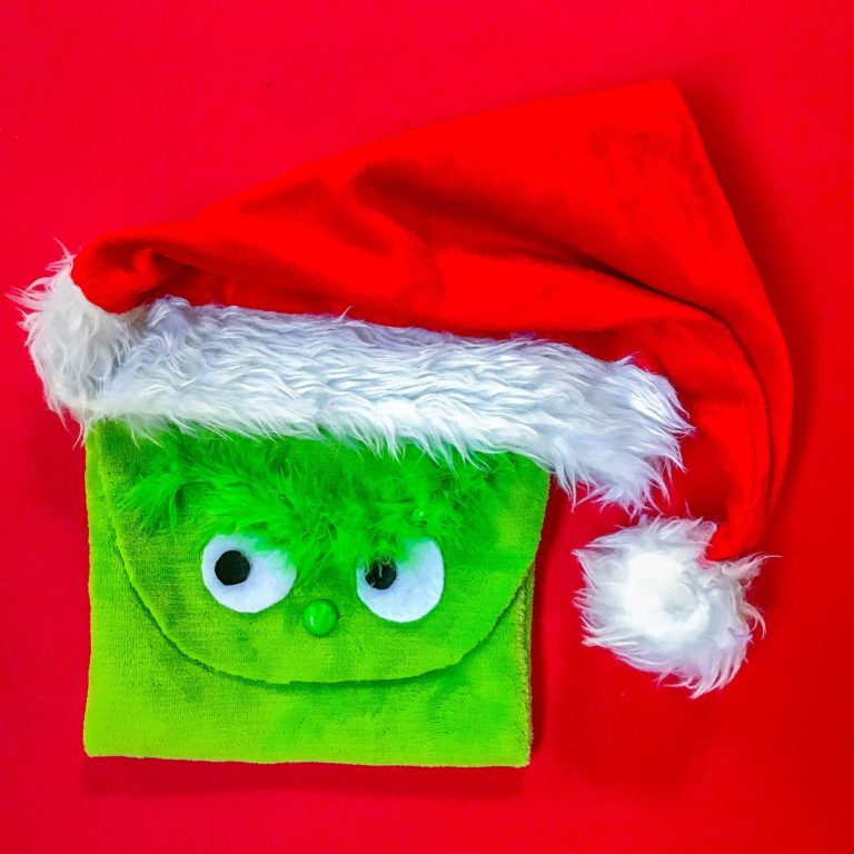 PositiveLeePeilin - The Grinch DIY Bag