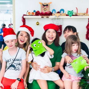PositiveLeePeilin - Grinch Workshop