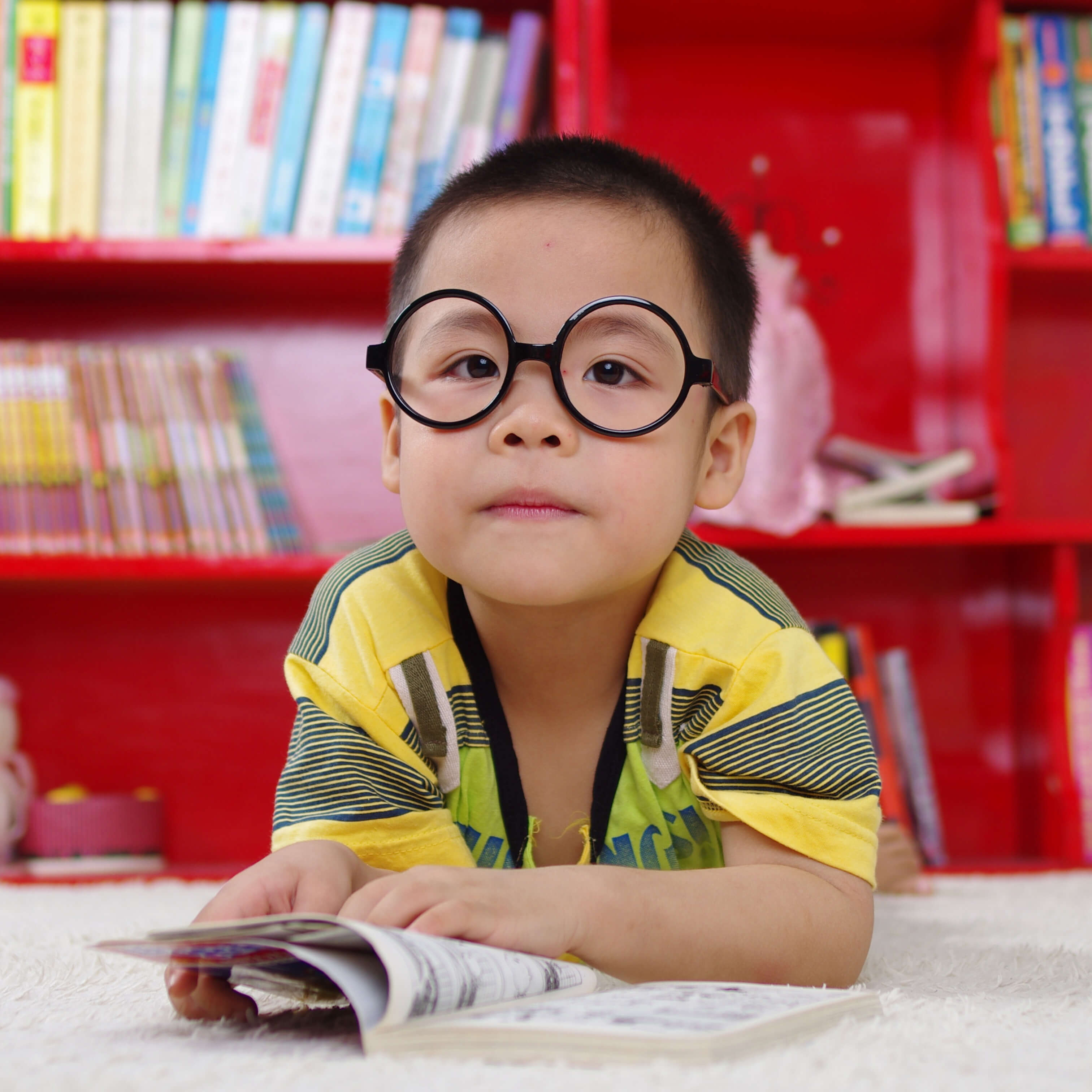 5 Ways to Raise a Child Reader