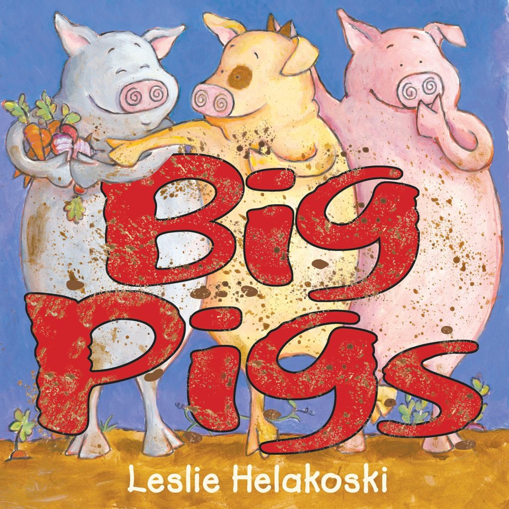 Books about Pigs - Big Pigs Cover