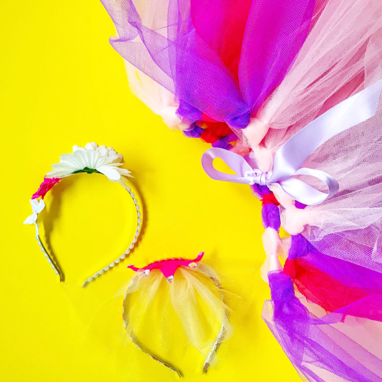 Princess Workshop Tiara and Tutu