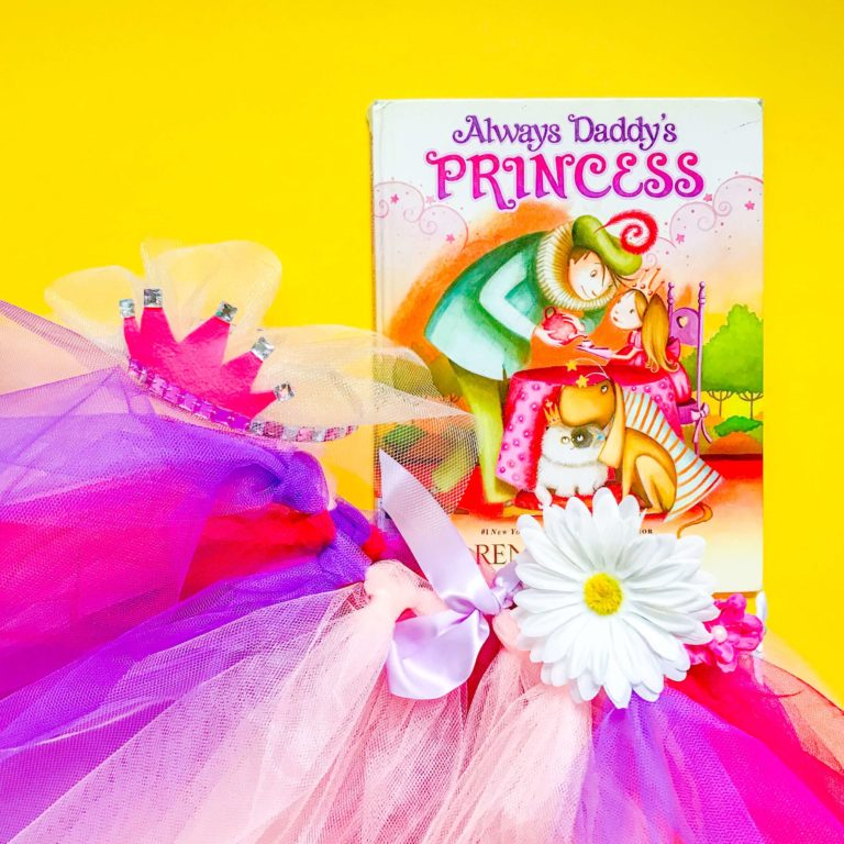 Princess Workshop - Book and Tutu