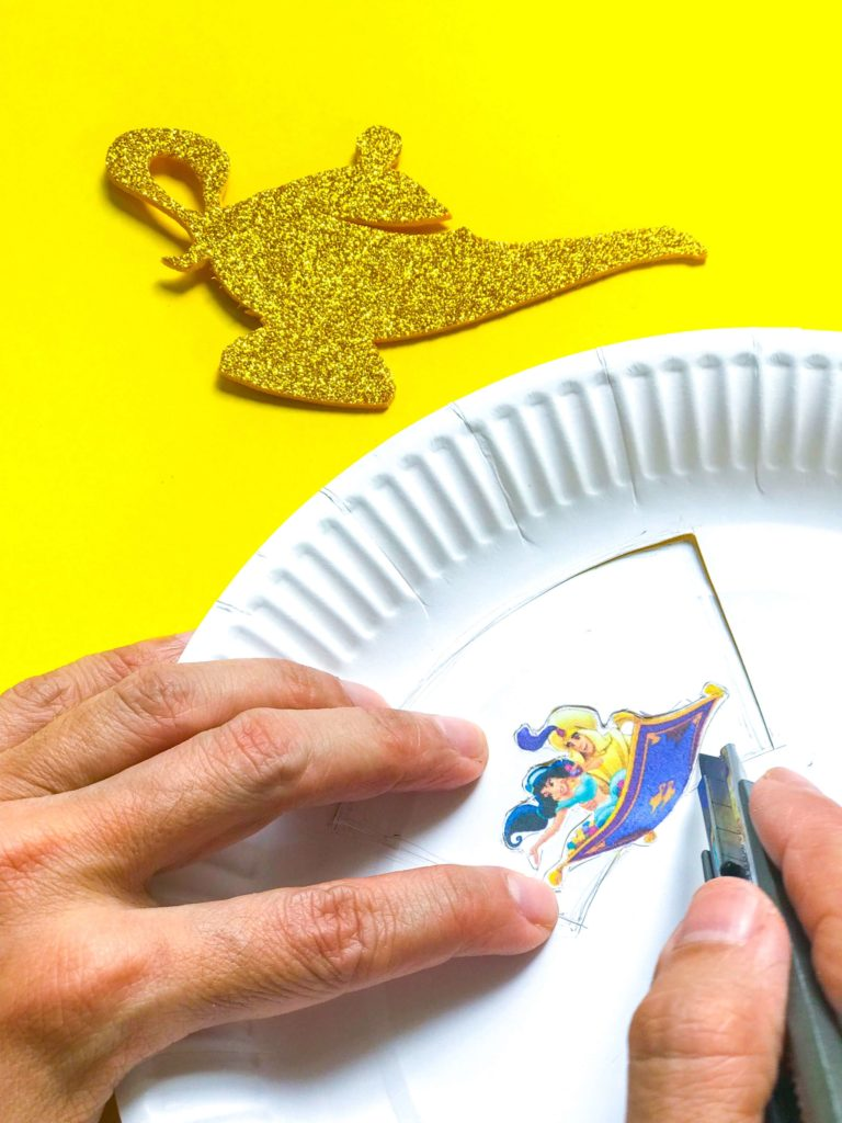 Aladdin DIY Craft Penkinfe