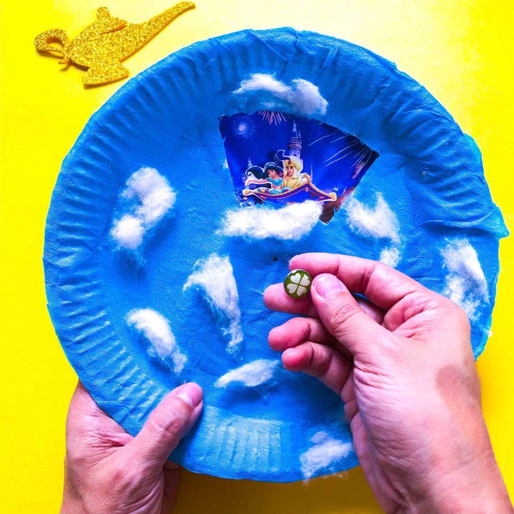 Aladdin DIY Craft