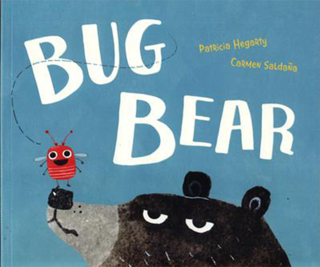 Bug Bear by Patricia Hegarty Cover