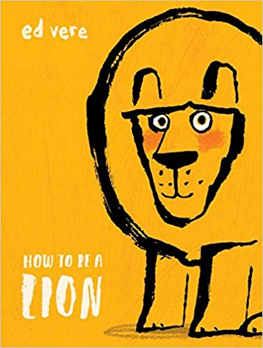 How to be a Lion cover