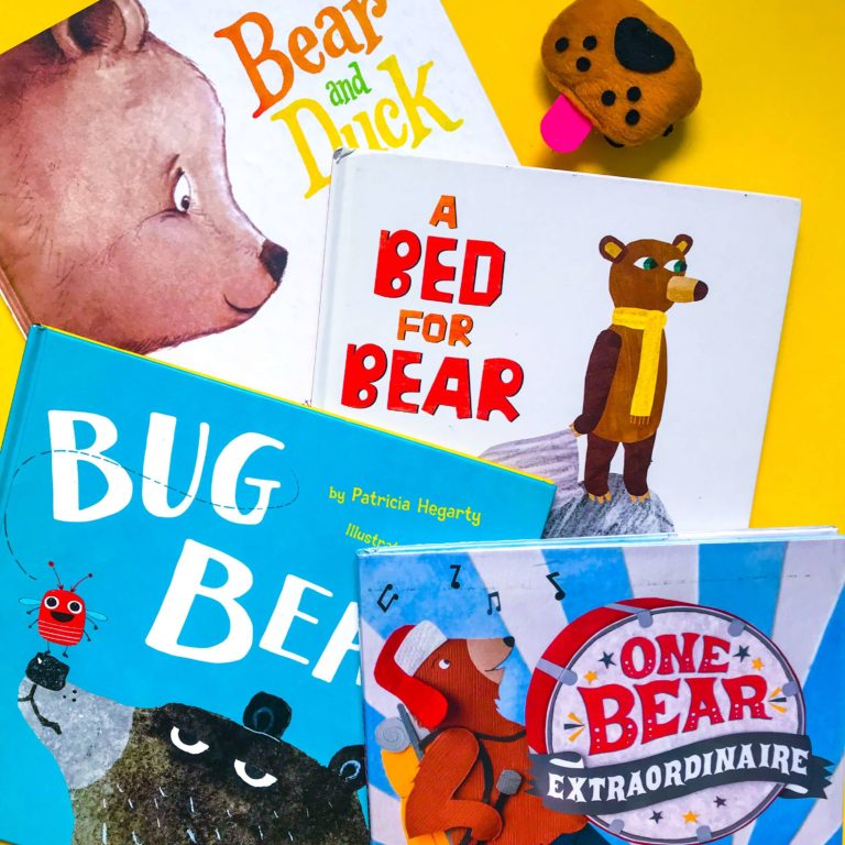 Top 3 Children's Books about Bears