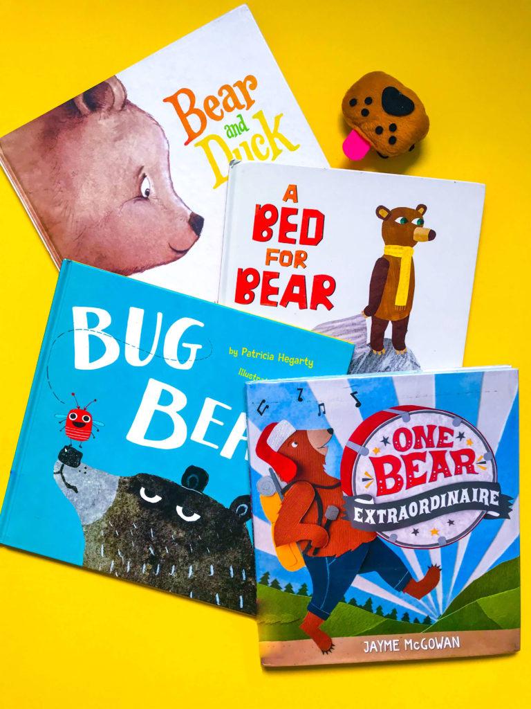 PositiveLeePeilin - Books about Bears