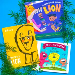 PositiveLeePeilin - Books about Lions