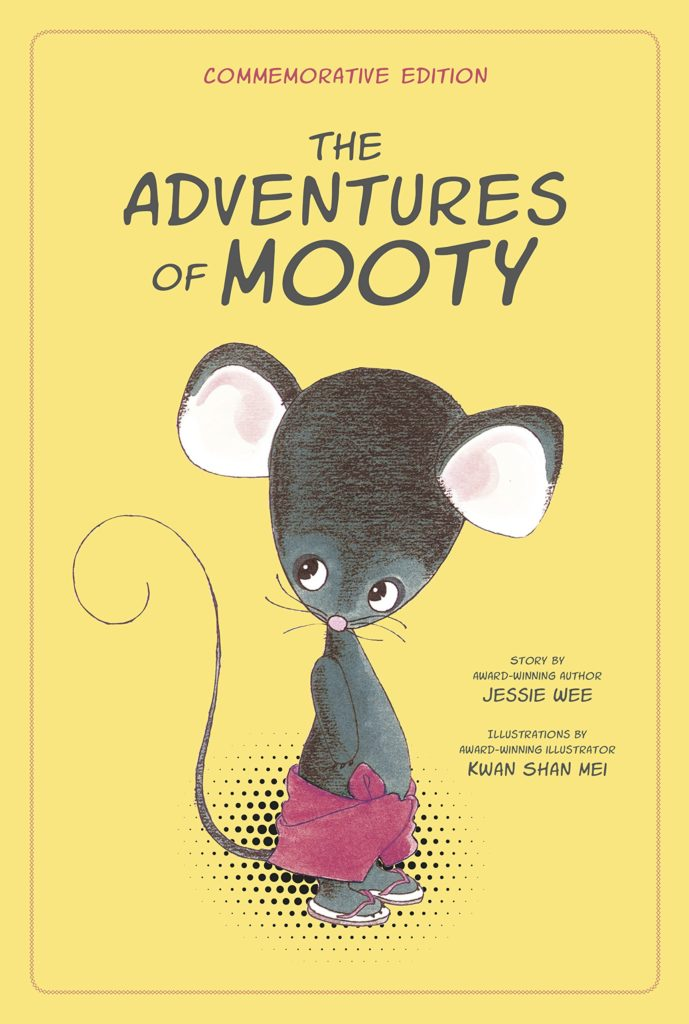 The Adventures of Mooty