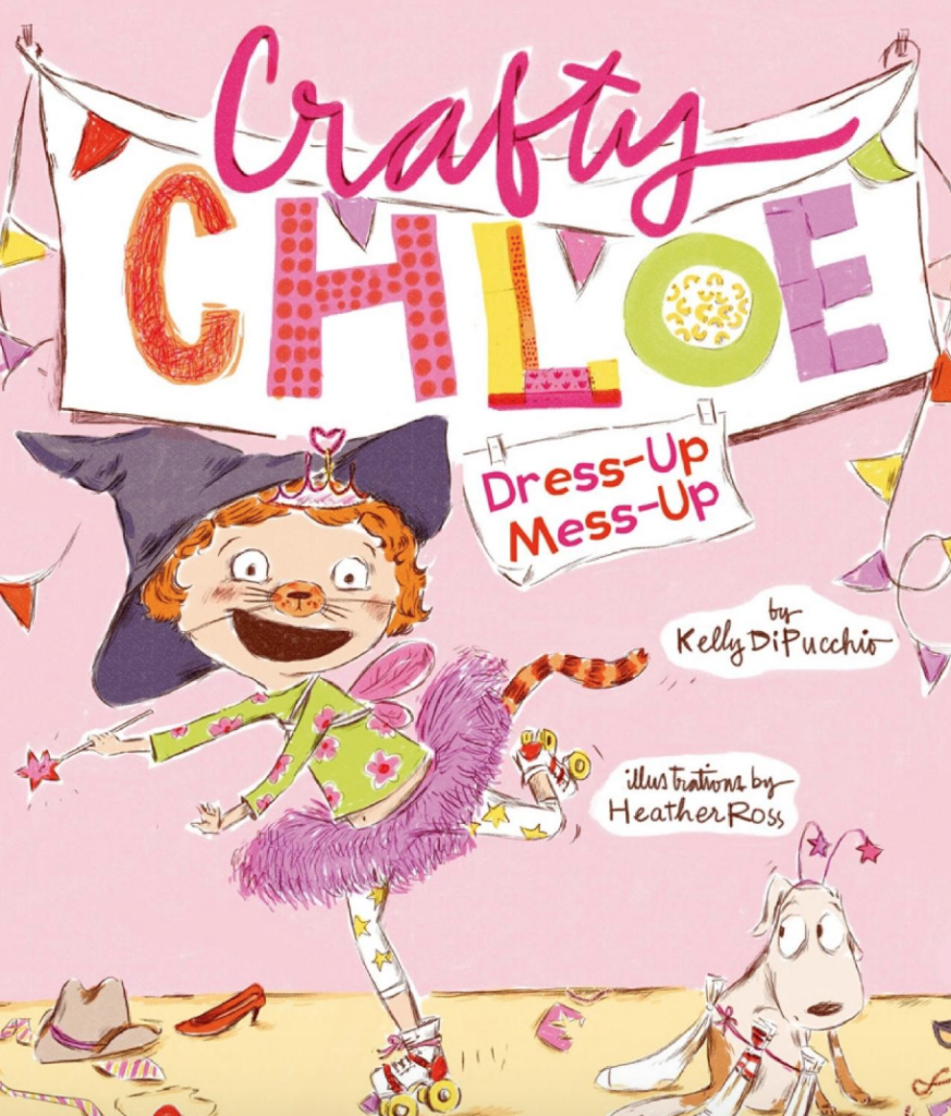 Dress-Up Mess-Up Crafty Chloe