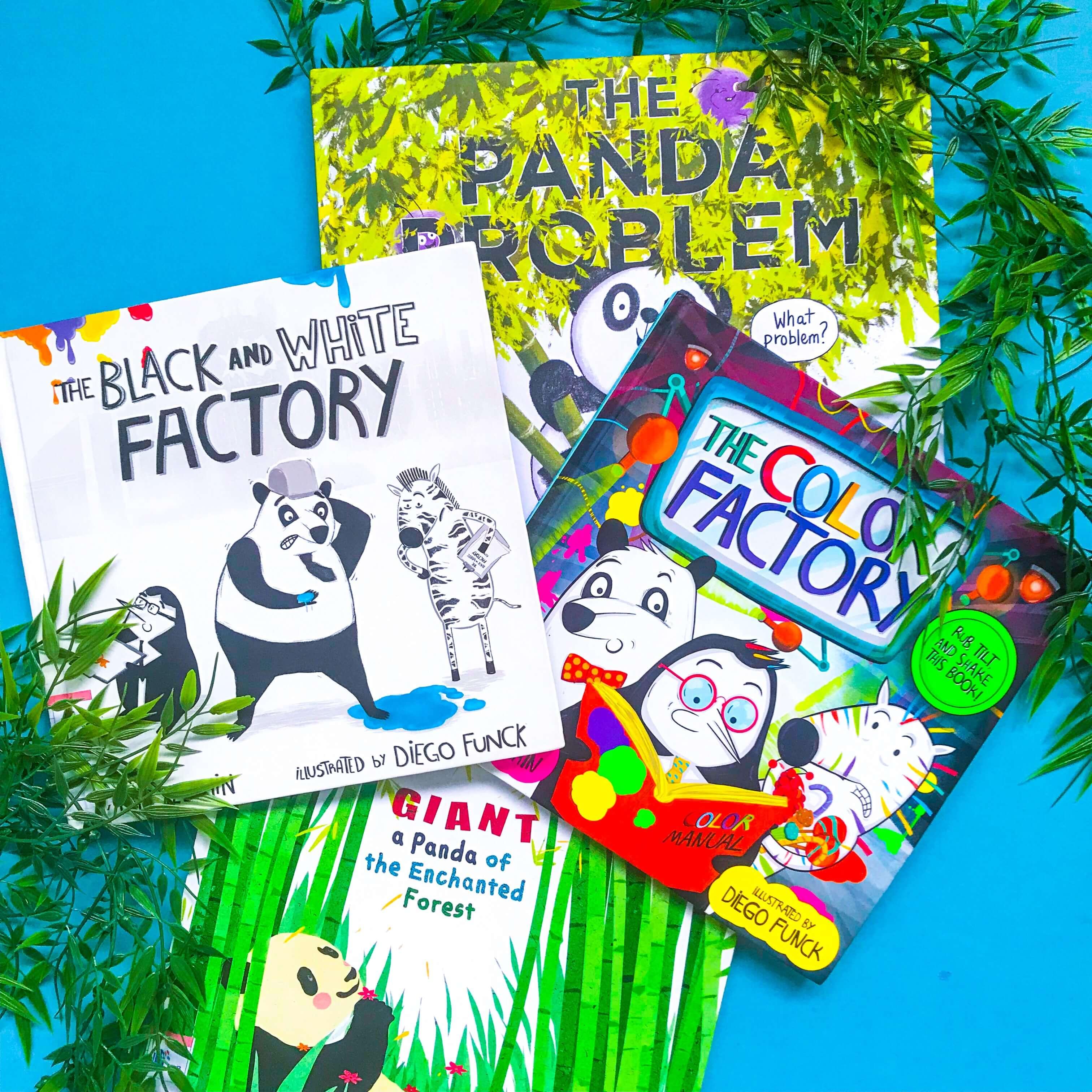 Top 3 Children's Books about Pandas