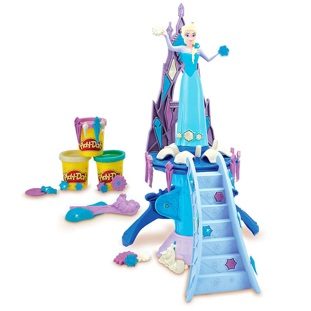 Play-Doh Frozen Enchanted Ice Palace Featuring Elsa Set