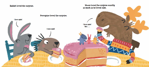 Books about Cake