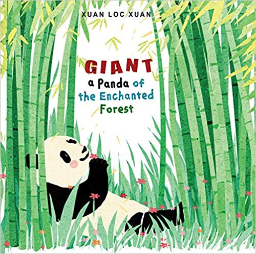 Giant: A Panda of the Enchanted Forest Cover