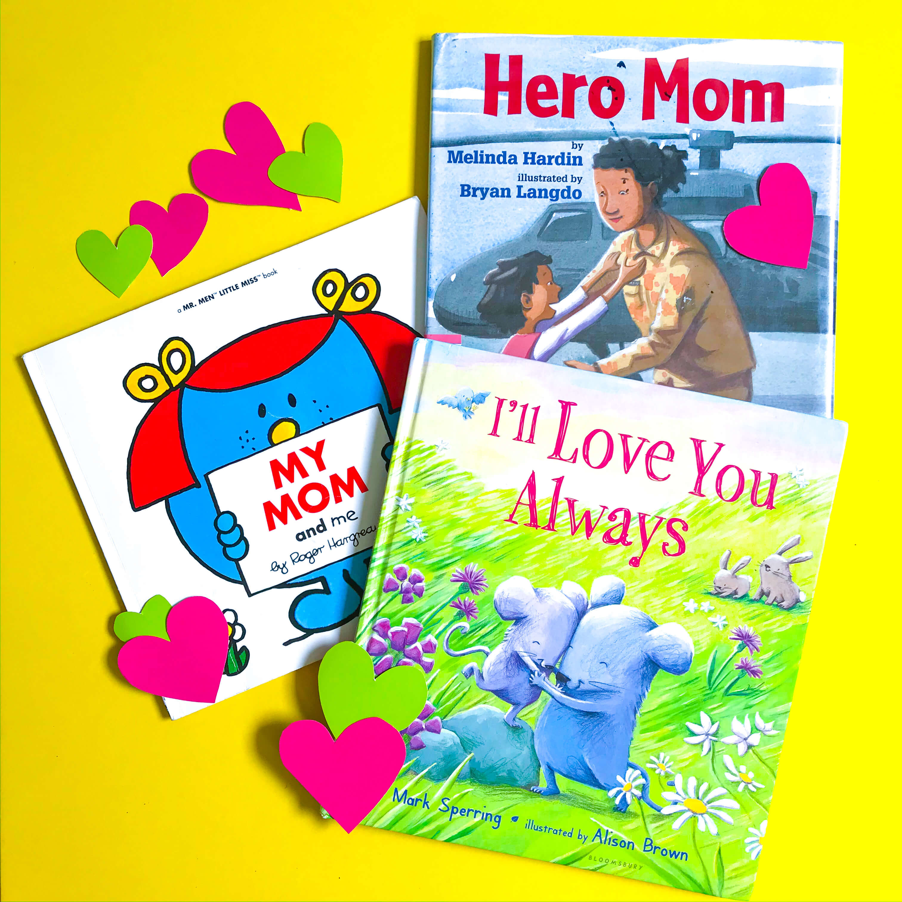 Top 3 Children's Books about Mothers