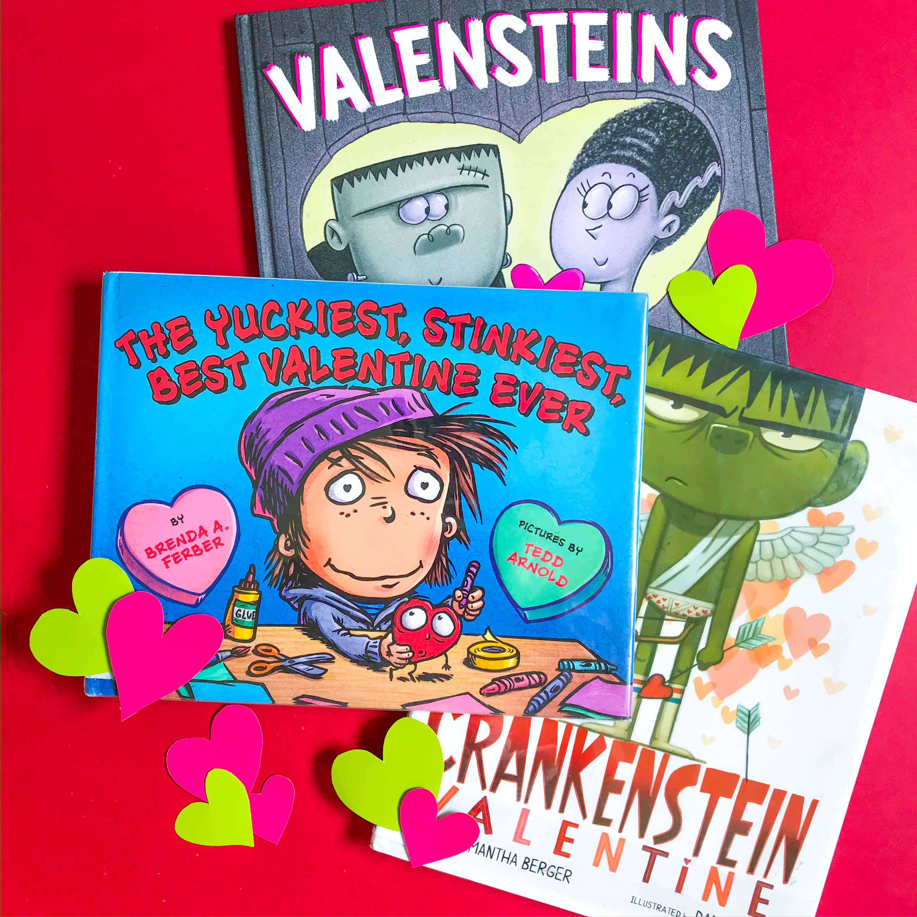 Top 3 Children's Books about Valentine's Day