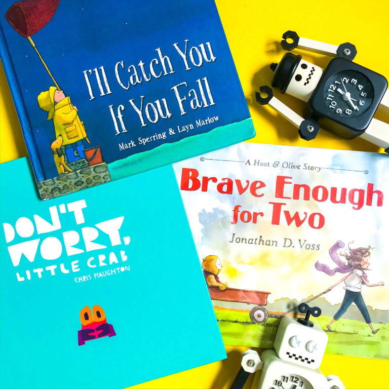 Top 3 Children's Books about Courage