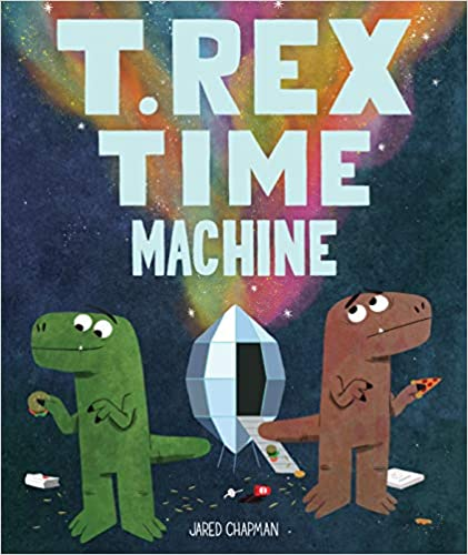 Books about T.Rex