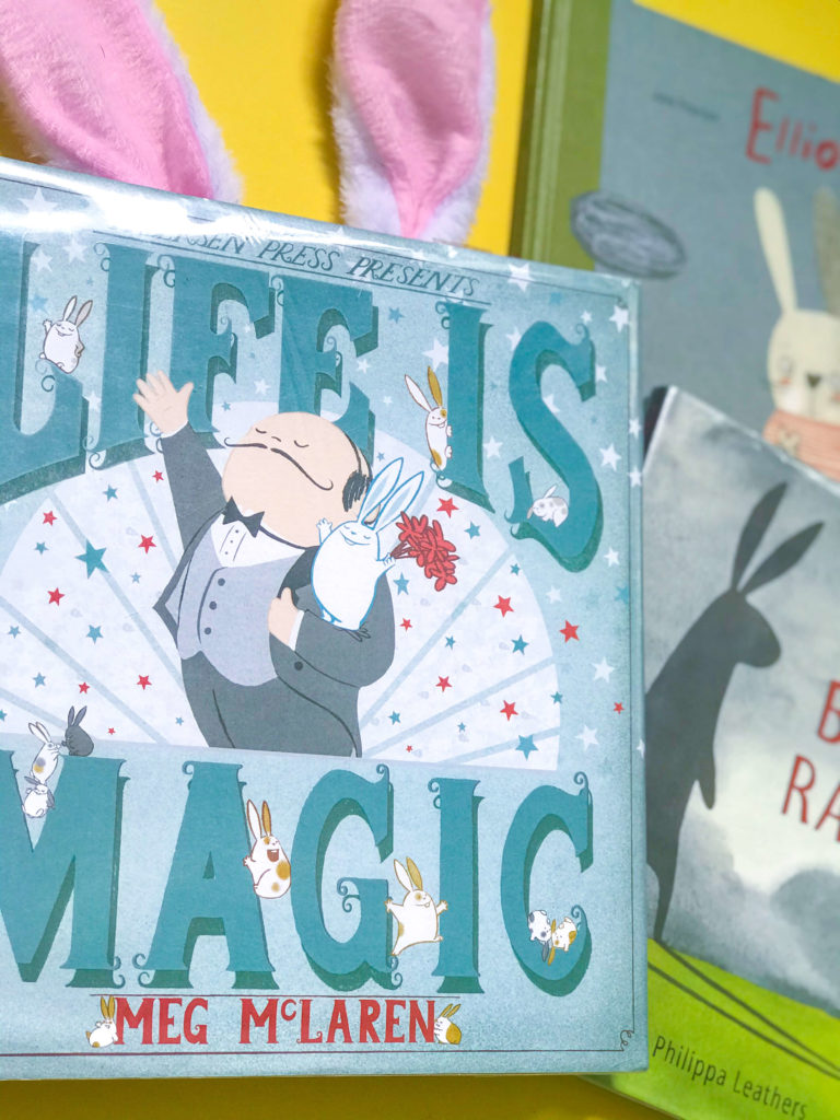 PositiveLeePeilin - Books about Rabbits