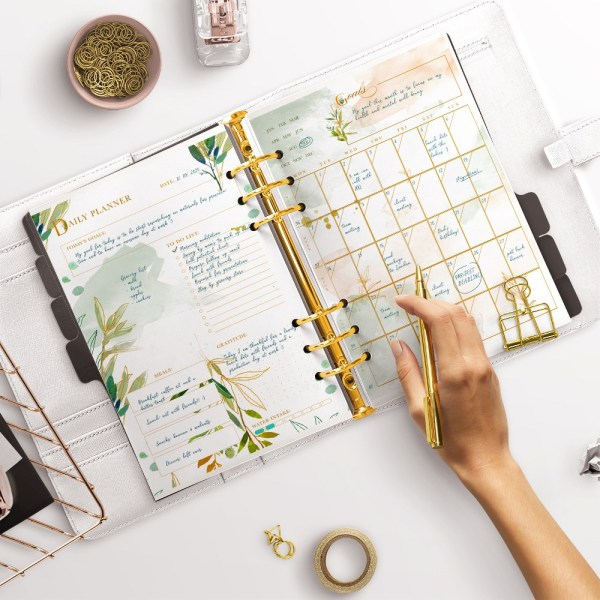 Personality Planner - Mindful Rebel Planner