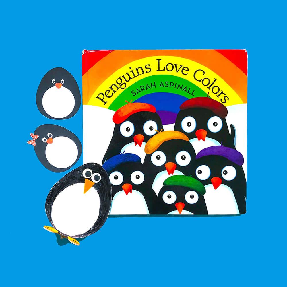 Penguin DIY Craft: Waddle I Do Without You?