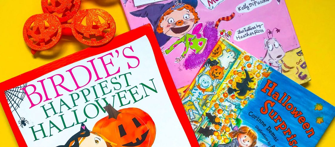 Children Picture Books about Halloween