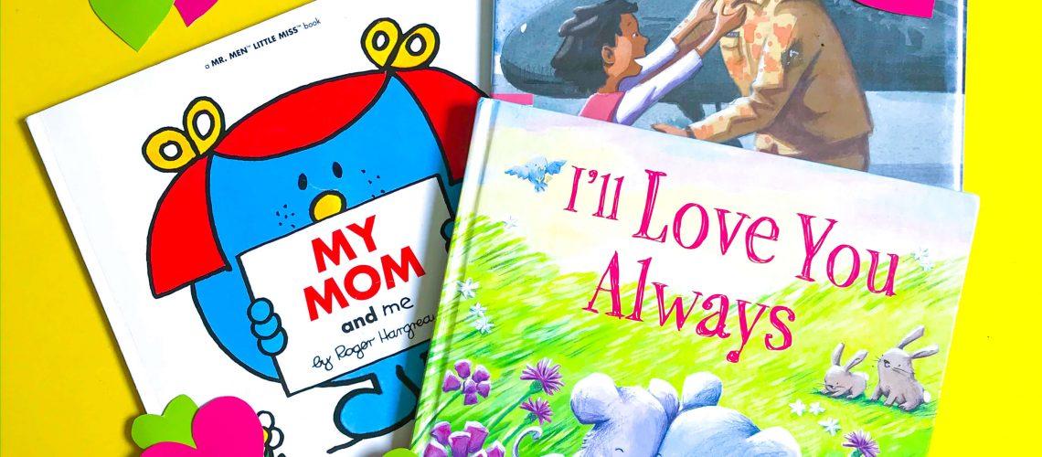 PositiveLeePeilin - Books Mothers2