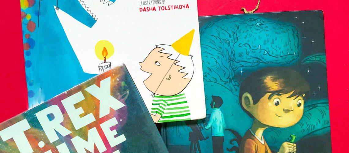 PositiveLeePeilin - Books about TRex6
