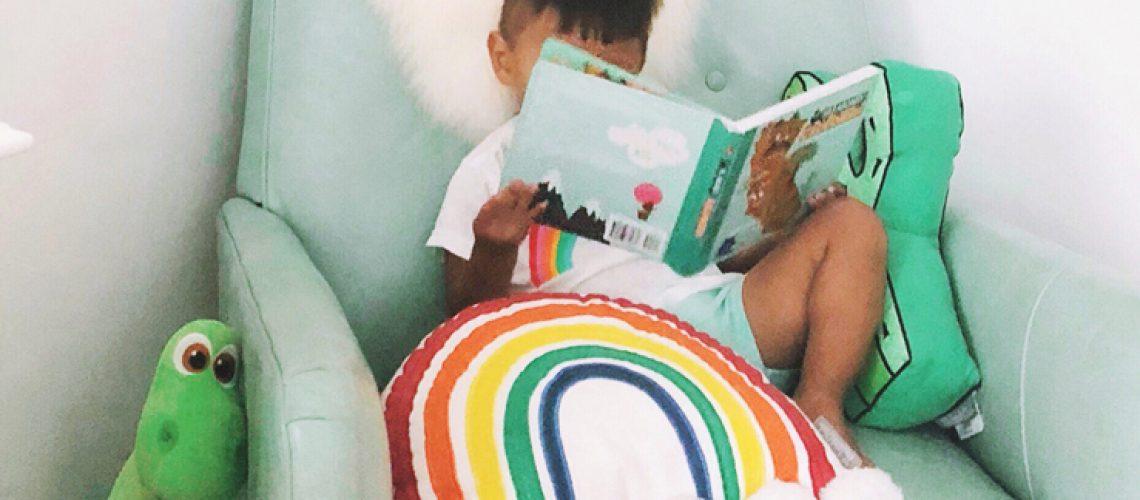 Studio DIY Reading Toddler Cropped